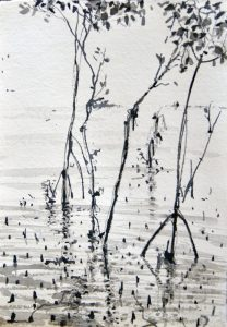 Study for Composition 3 (555x800)