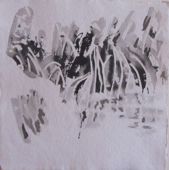Study for Composition 6